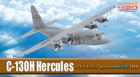56299 C-130H Hercules 109th Airlift Squadron MN ANG 2008
